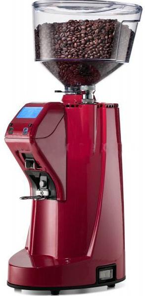 Кофемолка Nuova Simonelli MDJ On Demand red (116093)